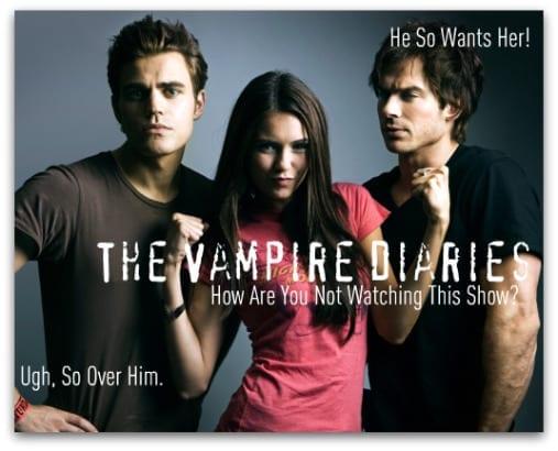 vampirediaries1 We Need To Talk Vampires