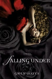 FALLING UNDER GwenHayes 200x300 Bookanistas: I totally fell for FALLING UNDER