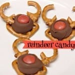 Reindeer Candy by Hallecake