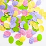 easter egg confetti 150x150 100 Things To Put In Easter Eggs {That Arent Candy!}