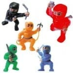 ninjas 150x150 100 Things To Put In Easter Eggs {That Arent Candy!}