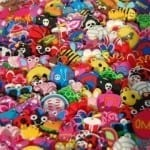 rainbow loom charms 150x150 100 Things To Put In Easter Eggs {That Arent Candy!}
