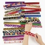 slap bracelets 150x150 100 Things To Put In Easter Eggs {That Arent Candy!}