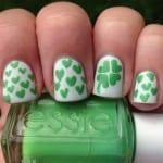 st patricks day nails 150x150 St. Patricks Day Nail Art Ideas