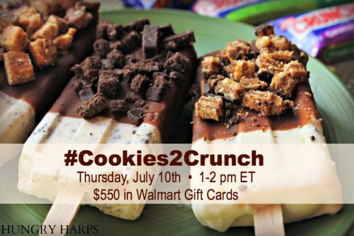 cookies2crunchsponsored 700x466 RSVP for the #Cookies2Crunch Twitter Party