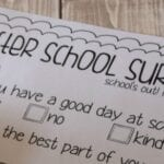After School Survey