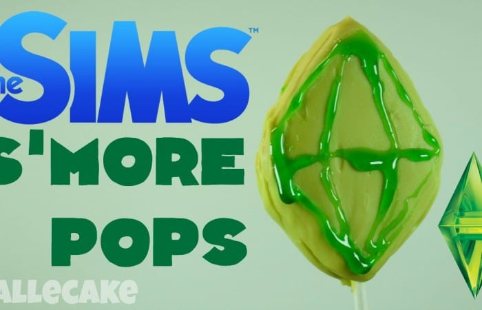 the sims amore pops youtube thumbnail