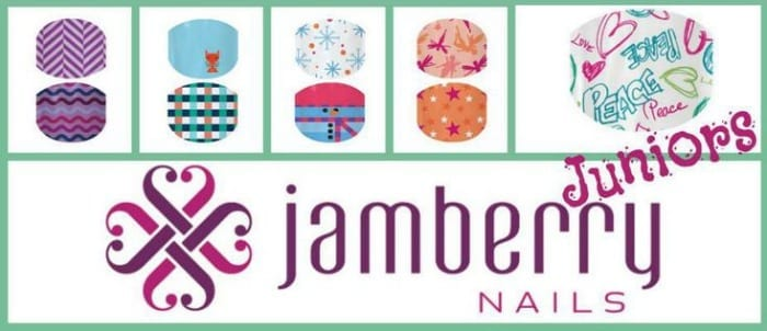 Check out Jamberry Nails