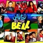 My Saved By the Bell Moment.