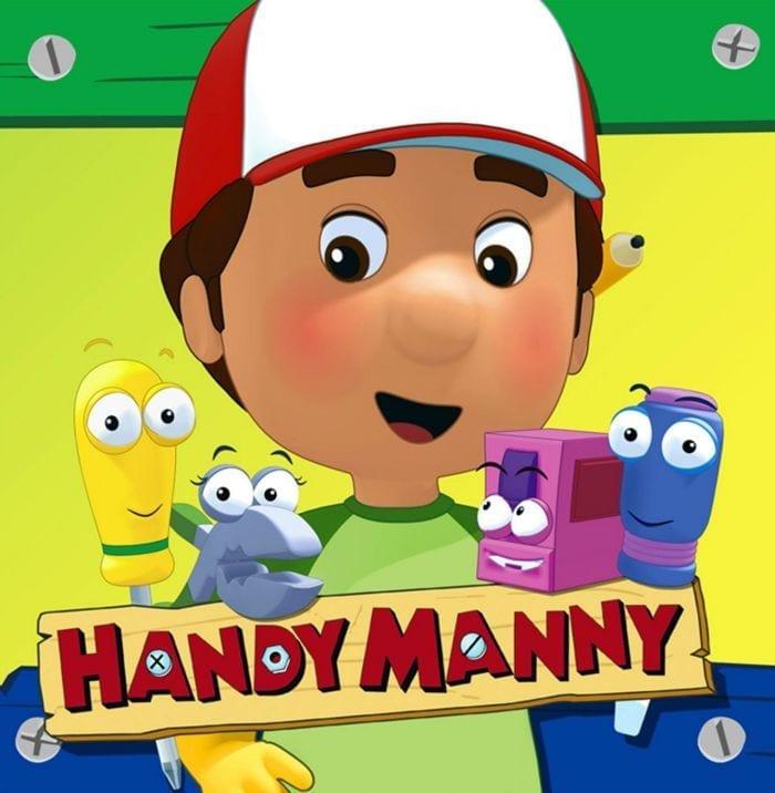 Handy Manny is a creep.