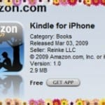 Products That Changed My Life – Kindle iPhone App