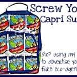 Screw You Capri Sun