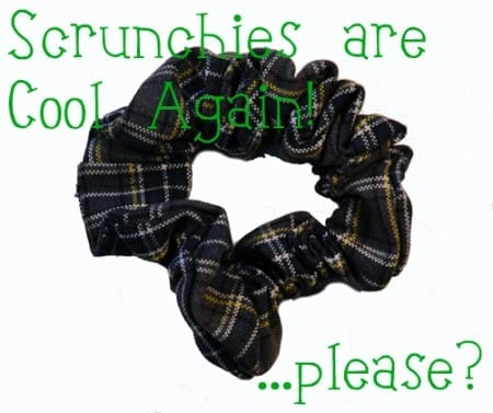 Why All The Boys Are Wearing Scrunchies Around Their Wrists