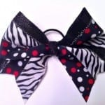 How to Make a Zig Zag Cher Bow