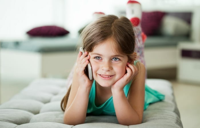 Should I Buy My Six Year Old a Cell Phone?