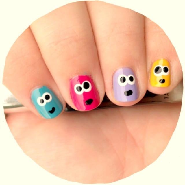 Puffle Nails