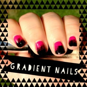 Gradient Nails by TotallyTheBomb