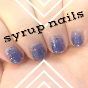 Syrup Nails by TotallyTheBomb.com