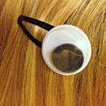 Google Eye Hair Clip