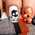 Halloween Nail Art Tutorial