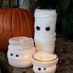 Mummy Lights from Hi Sugarplum