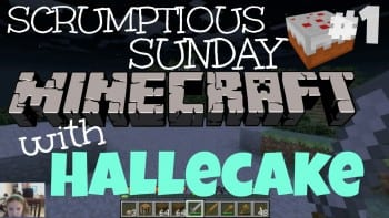 Hallecake Streams Minecraft