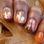 Abstract Turkey Nails by Haute Lacquer