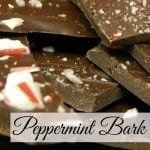 Peppermint Bark with Mccormick Peppermint Extract