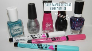 Sally Hansen Cheery On Top Overcoat #CBIAS #Shop
