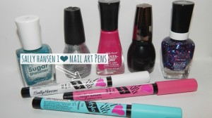 Sally Hansen I Heart Nail Art Pens #CBIAS #Shop