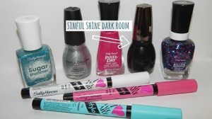 Sinful Shine Dark Room #CBIAS #Shop
