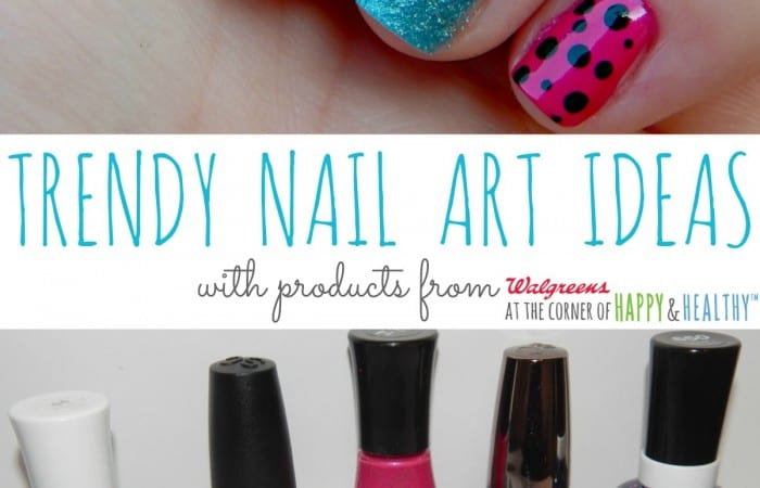 Trendy Nail Art Tutorials and Makeup Tips with #WalgreensBeauty