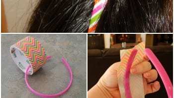 How To Make a Duct Tape Headband