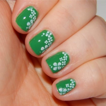 St Patricks Day Nail Art Ideas
