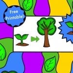 Free Printable Earth Day Board Game