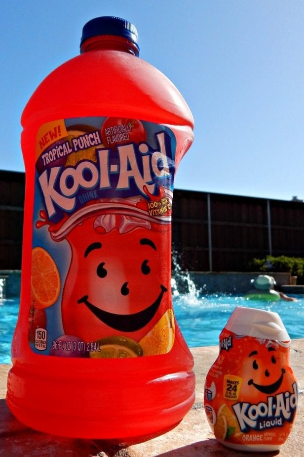 Kool Aid Bottles Ad CBIAS Shop
