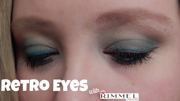 Rimmel Retro Eyes #Ad #CBIAS