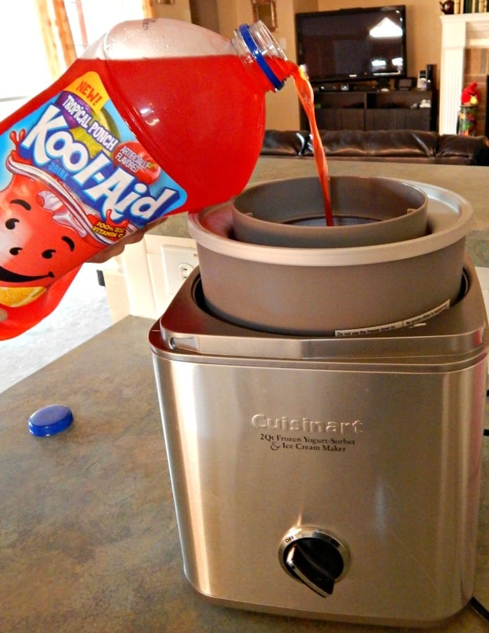 pouring kool aid ad cbias shop