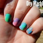 Spring Nail Trends Alert! Dry Marbling is SO EASY!
