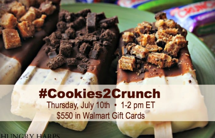 RSVP for the #Cookies2Crunch Twitter Party