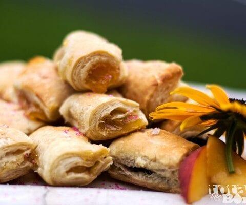 Fruit Puff Pastries