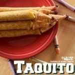 taquito pencils sponsored by delimex taquitos #cbias #afterschoolsnacks