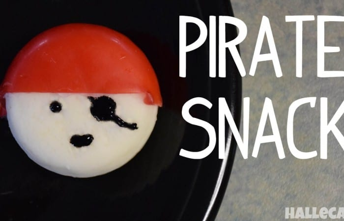 Make a Pirate Snack