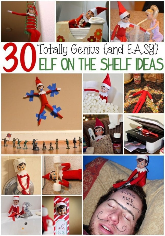 Read on to learn more about the Scout Elves, Elf Pets ® Reindeer, and Elf Pets ® Saint Bernard, and find out how your family can start a new Christmas tradition this year! Christmas Fun Starts Here The Elf on the Shelf .