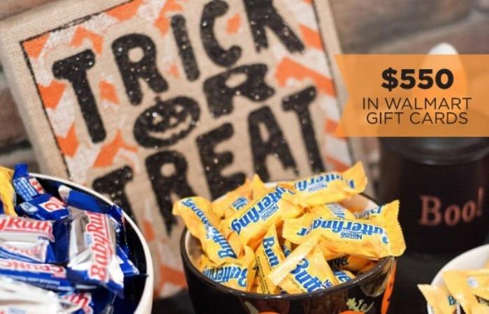 Twitter Party Alert! #Treats4All – 10/20 Noon ET – Prizes: $550 GCs!