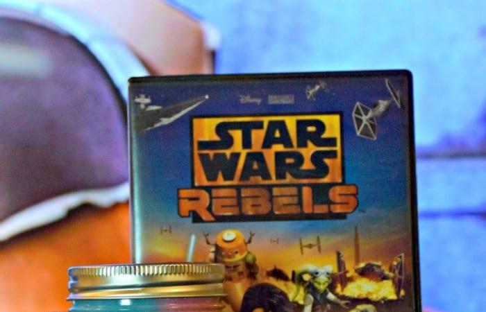 Make Star Wars Rebels Inspired Sugar Scrub