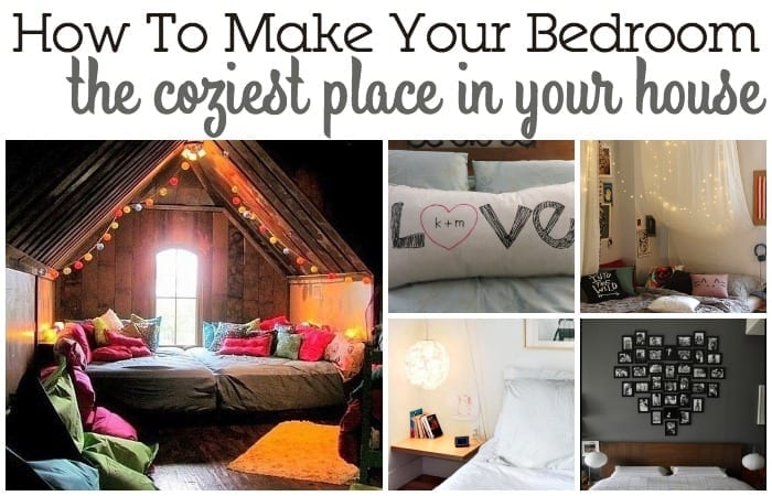 48 Ways To Make Your Bedroom The Coziest Place In Your House Delectable How To Make Your Bedroom Awesome