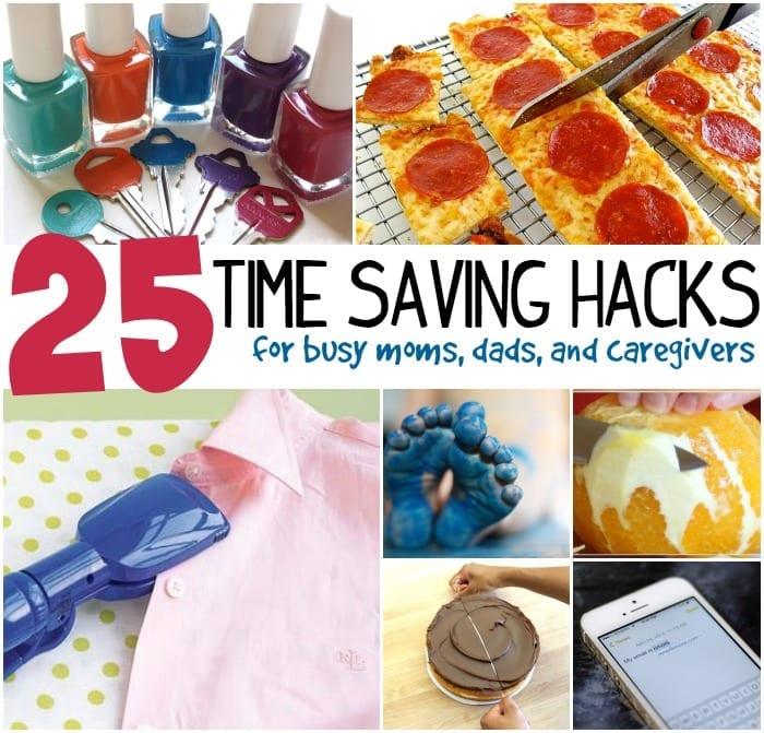 time saving hacks