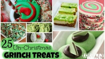 25 UnChristmas Grinch Treats Feature