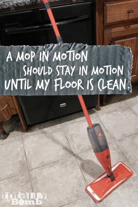 Floor Cleaning Hacks Motion